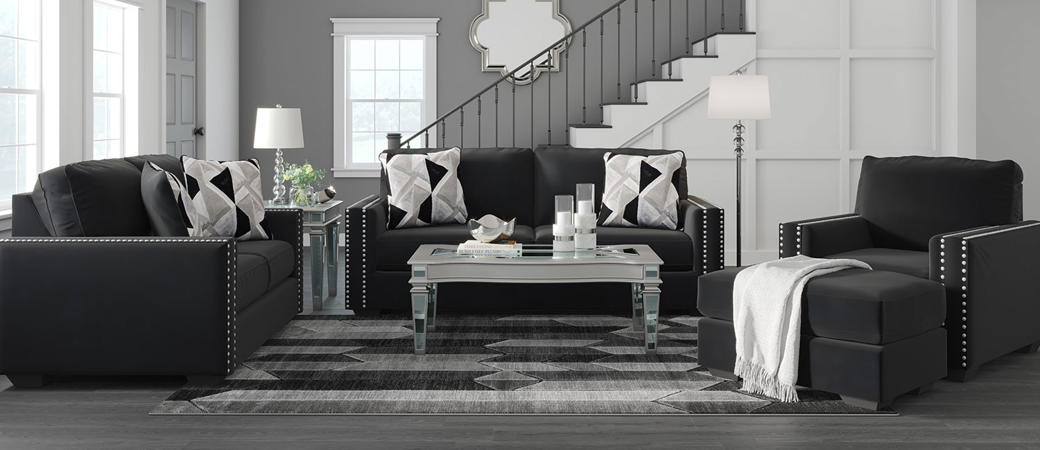 Modern Living Room Decor In Fredonia, NY